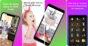 easter bunny app